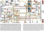 Предохранители газель 402 карбюратор – Схема электрооборудования автомобилей ГАЗель с двигателями ЗМЗ-402, УМЗ-4215 (панель приборов старого образца).